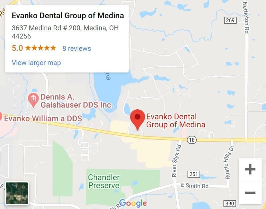 Dentist Medina OH